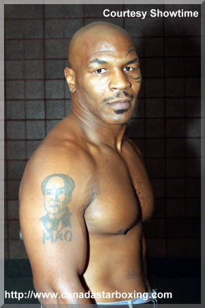 Mike Tyson Given Another Chance.