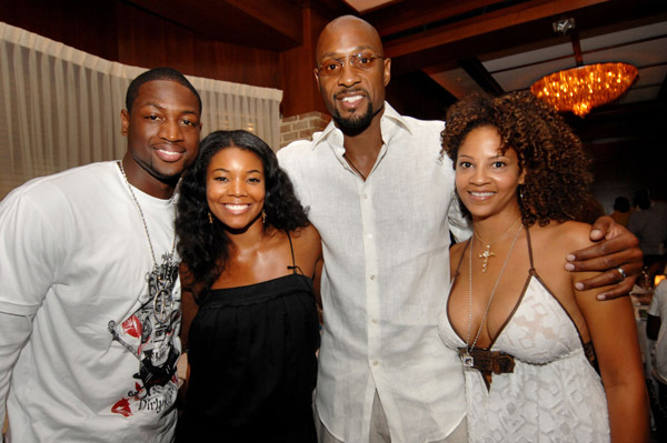 gabrielle union and dwyane wade 2011. GABRIELLE UNION AND DWYANE
