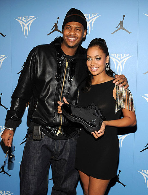 Exclusive Carmelo Anthony Threatens Kat Stacks