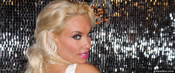 "COCO AUSTIN Headlines ""Peepshow"" And After Party"