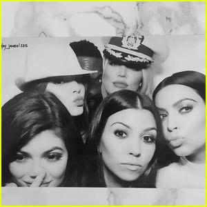 kardashians-james-harden-birthday-yacht